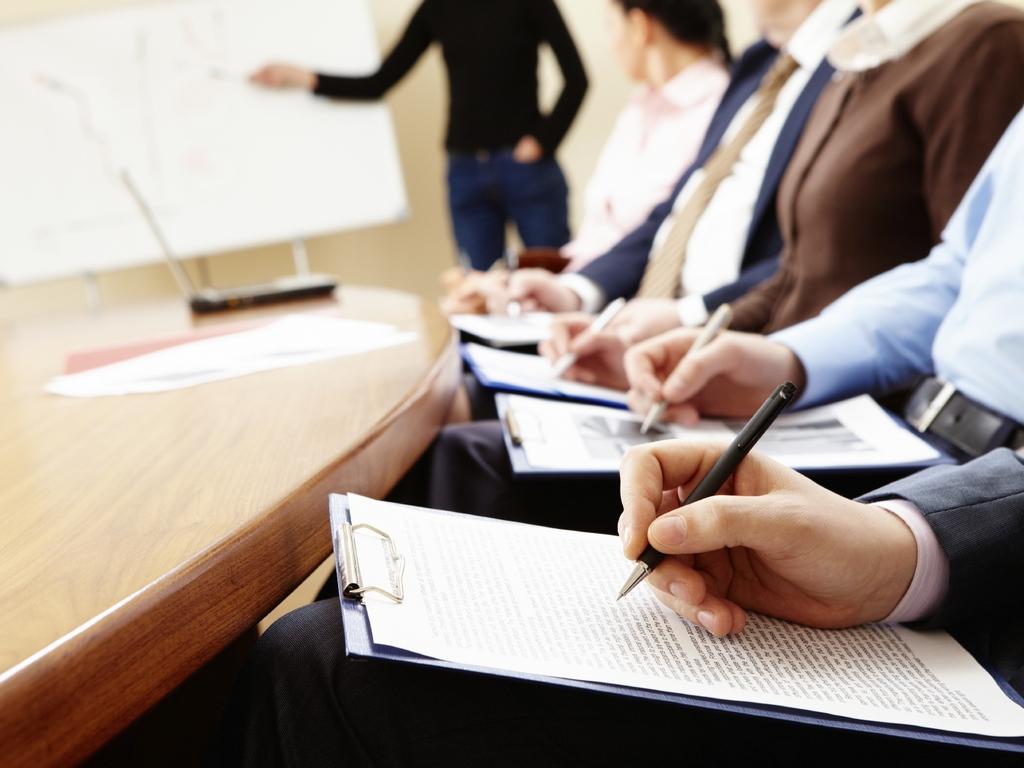 Обучение бухгалтеров в ГК Антураж