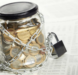 Как «исключиться» из списка кандидатов на заморозку счета