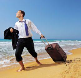 Как спастись от недовольного отпускника